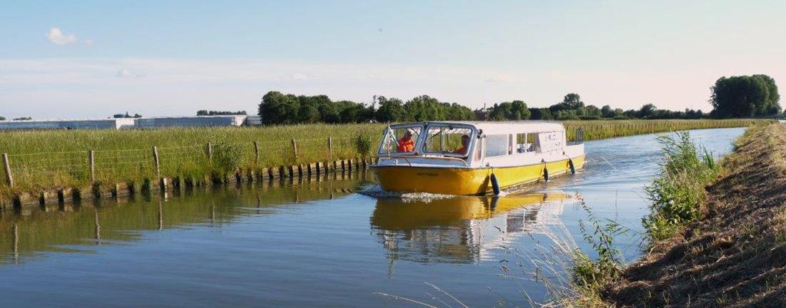 Amsterdamse rondvaartboot